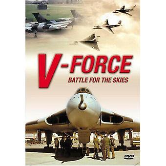 V Force Battle for the Skies DVD (2009) cert E Região 2