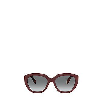 Prada PR 16XS óculos de sol femininos vermelhos