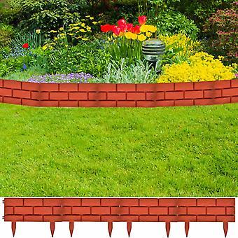 11 × باليساد حديقة سياج الحدود البنجر