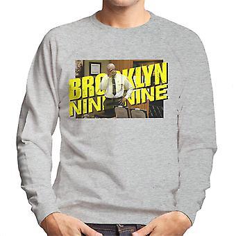 Brooklyn Ni-Ni Holt Facepalm Menn Sweatshirt