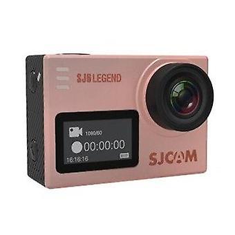 Sjcam Sj6 Legend 2' Kosketusnäyttö Etätoimintakypärä Urheilu DV Kamera