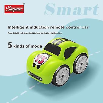 ميني RC الذكي استشعار سيارة راديو الكهربائية