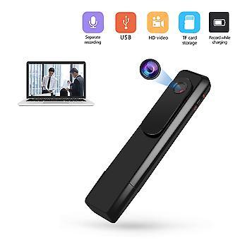 Mini Camera Full Hd 1080p Secret Camera Wearable Small Pen Camera