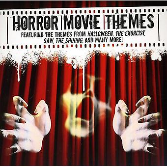 Grim Reaper Players - Horror Movie Themes [CD] USA import