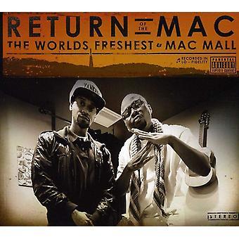 World's Freshest & Mac Mall - Return of the Mac [CD] USA import