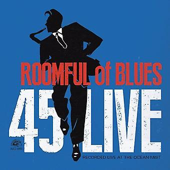 Roomful of Blues - 45 Live [CD] USA import