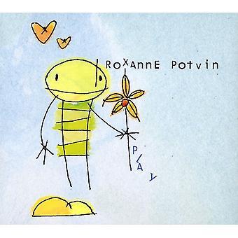 Roxanne Potvin - Play [CD] USA import