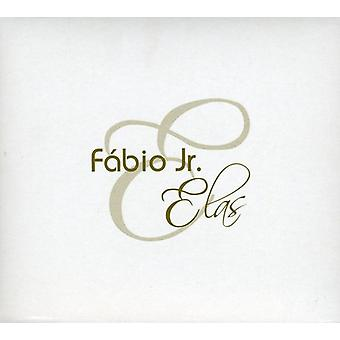 Fabio Jr. - Fabio E Elas [CD] USA import