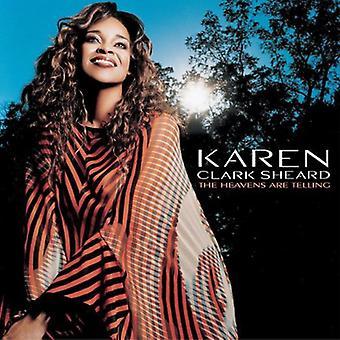 Karen Clark-Sheard - Heavens Are Telling [CD] USA import