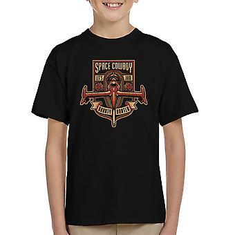 Just A Humble Bounty Hunter Cowboy Bebop Kid's T-Shirt