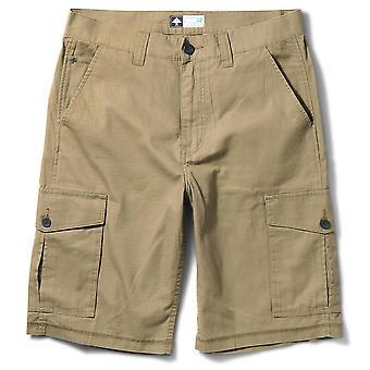 LRG RC TS Ripstop Cargo Shorts britiske Khaki