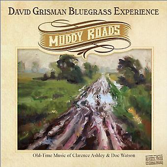 Grisman * David Bluegrass Experience - importation USA routes boueuses [CD]