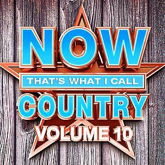 Verschillende artiest - nu 10: Dat is wat ik bel land [CD] USA importeren