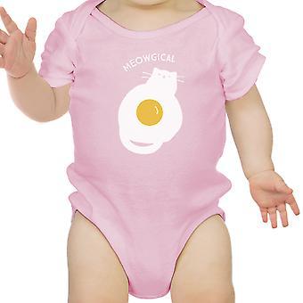 ميووجيكال القط الوردي ملامستهما الرضع الطفل فتاة أول هالوين أزياء