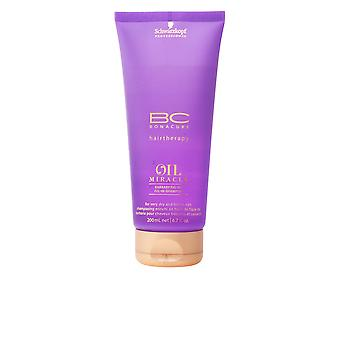Schwarzkopf Bc Oil Miracle Barbary Fig huile réparatrice shampooing 200 Ml pour femme