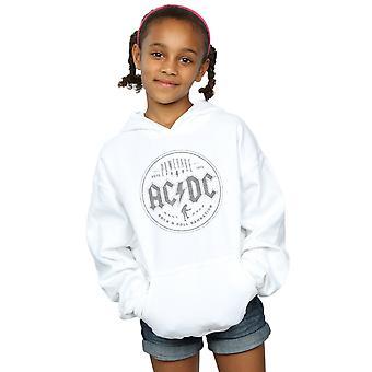 AC/DC Girls Rock N Roll Damnation Black Hoodie