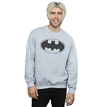 DC בעלי קומיקס גברים ' s באטמן אחד צבע לוגו סווטשרט