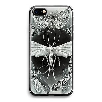 iPhone 7 transparentes Gehäuse (Soft) - Haeckel Tineida