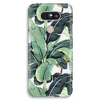 LG G5 volledige Case - bananenbladeren afdrukken
