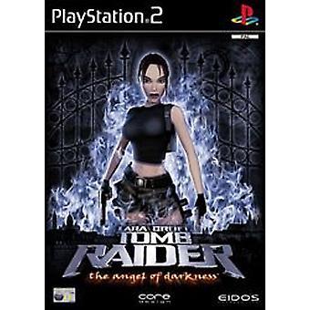 Lara Croft Tomb Raider Der Engel der Finsternis (PS2) - neue Fabrik versiegelt