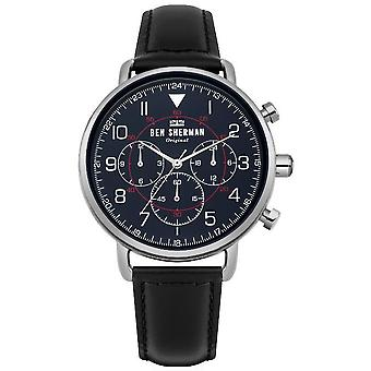 Ben Sherman mens watch PORTOBELLO MILITARY multifunction WB068UB