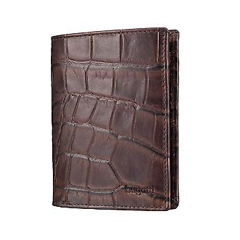 Bugatti Coco heren portemonnee wallet portemonnee Brown 4308