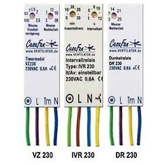 Unidad de control / intervalo relé temporizador CasaFan IVR 230