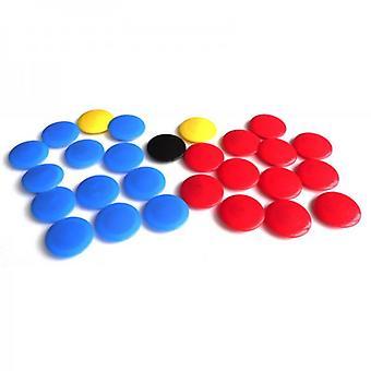 JAMES reserve magneten tactiek Board
