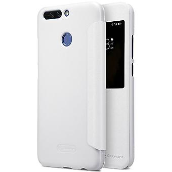 Nillkin smart cover white for Huawei honor 8 per bag sleeve case pouch protective
