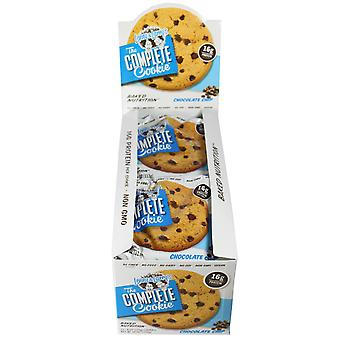 Lenny & Larry's Complete Cookies In Flavour Chocolate Chip Box Of 12 Cookies