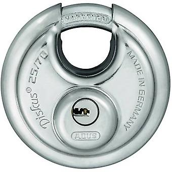 ABUS ABVS35825 cadeado 117 milímetros prata chave
