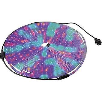 Basetech LED (monochrom) BR-LEDR20mm Flexible Leuchtröhre 20 m Mehrfarbig