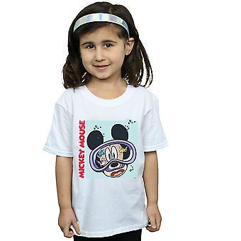 Disney flickor Musse Pigg Under vatten T-Shirt