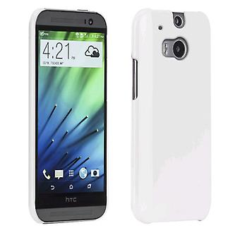 Case-Mate Barely There Case for HTC One (M8) - White