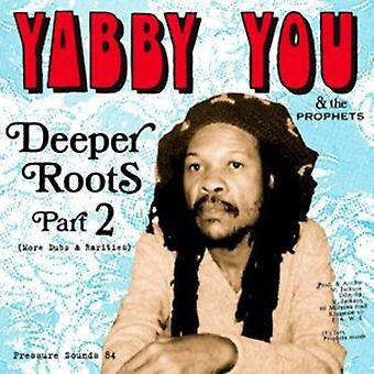 Yabby You - Deeper Roots Part 2 [Vinyl] USA import