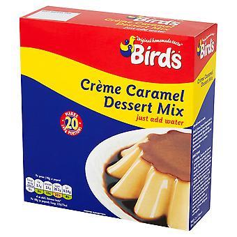 Birds Creme Caramel Dessert Mix