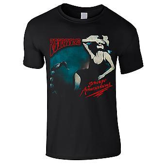 Scorpions- Savage Amusement  Barn T-Shirt
