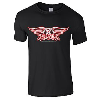 Aerosmith-Logo Kids T-Shirt
