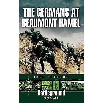 Les Allemands à Beaumont-Hamel par Jack Sheldon - livre 9781844154432