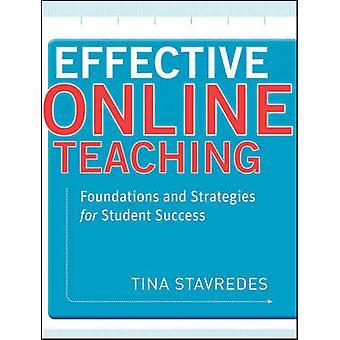 التدريس الفعال على الانترنت من قبل تينا ستافريديس