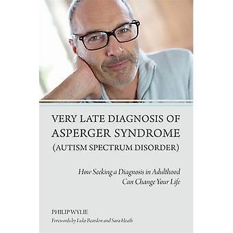 متأخر جداً تشخيص متلازمة آسبرجر (اضطراب طيف التوحد)-