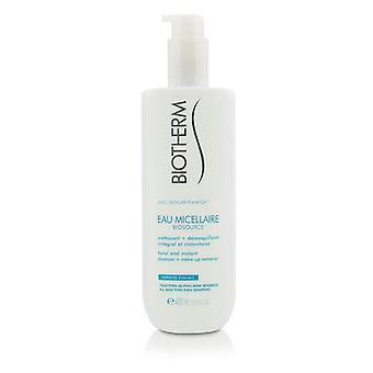 Biotherm Biosource Eau Micellaire Total & Instant Cleanser + Make-up Remover - For All Skin Types - 400ml/13.52oz