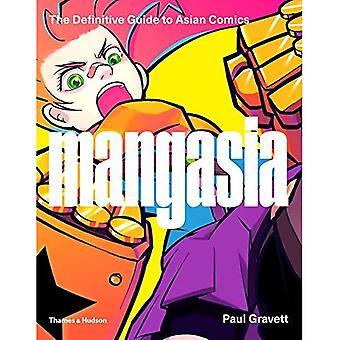 Mangasia: O guia definitivo para quadrinhos asiáticos