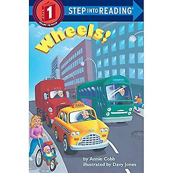 Wheels! (Step Into Reading - Level 1 - Paperback)