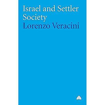 Israel och nybyggare samhälle