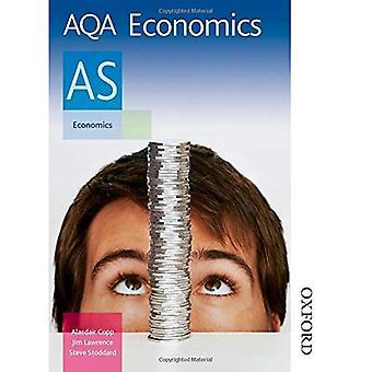 AQA Economics AS: Livre de l'élève (Aqa comme niveau)
