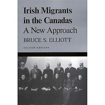 Imigrantes irlandeses em Canadas: uma nova abordagem (estudos do McGill-Queen na série história étnica)