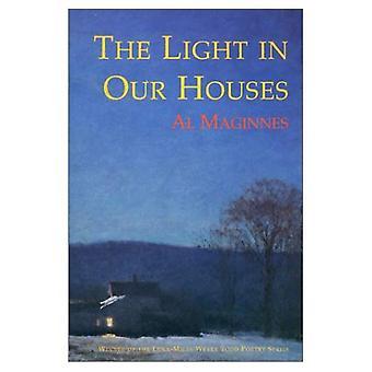 Het licht in onze huizen (Lena-Miles Wever Todd poëzie)