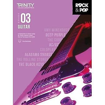 Trinity Rock & Pop 2018 Guitar Grade 3 - Trinity Rock & Pop 2018 (Sheet music)