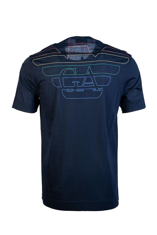 Emporio Armani Round Neck T Shirt 3G1TM6 1JQXZ